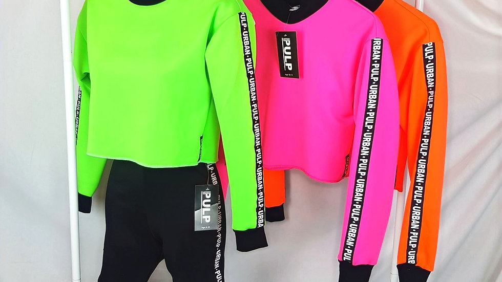 Crop Tops - Pick & Mix Collection