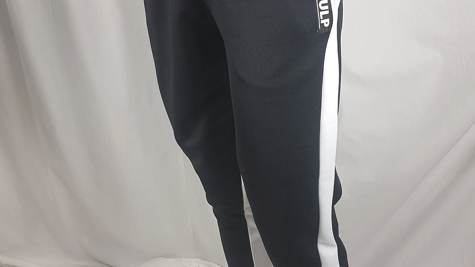Joggers - Stripe White Collection