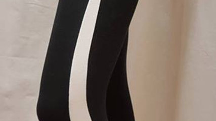 Leggings - Black&White