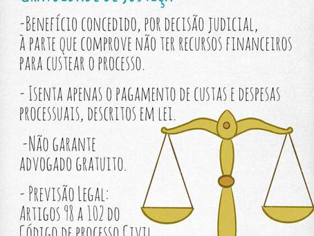 Justiça Gratuíta? O que é e quem tem direito?