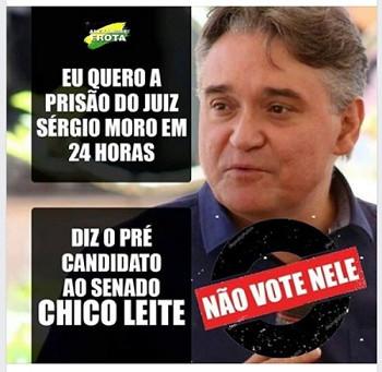 Facebook é obrigado a remover post de Alexandre Frota contra deputado A publicação alegava que Chico