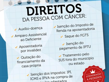 Direito das pessoas com câncer