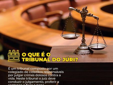 O que é Tribunal do Juri?