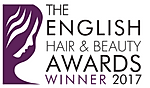 Hair and beauty awards winner