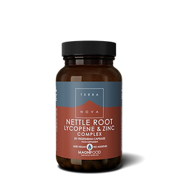 Nettle Root, Lycopene & Zink Complex