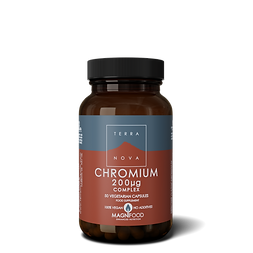 Chromium 200ug Complex