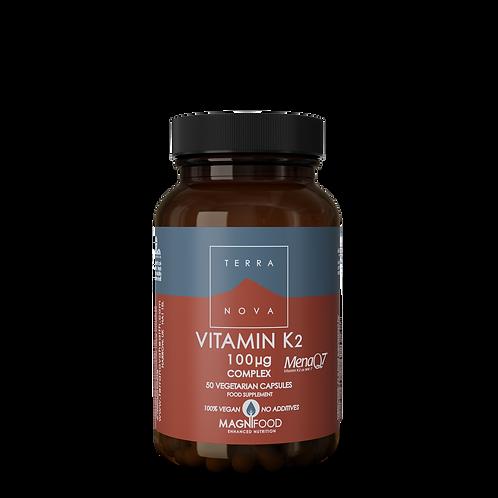 Vitamin K2 100ug Complex 50k