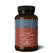 TERRANOVA LIVING MULTIVITAMIN MAN