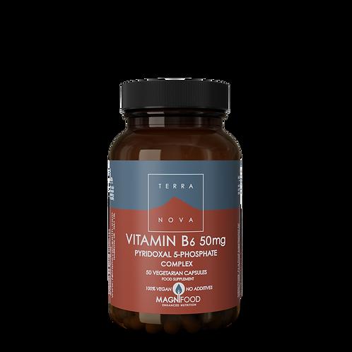 Vitamin B6 (P5-P) 50mg Complex