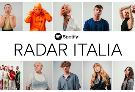 Spotify RADAR Italia, seconda edizione