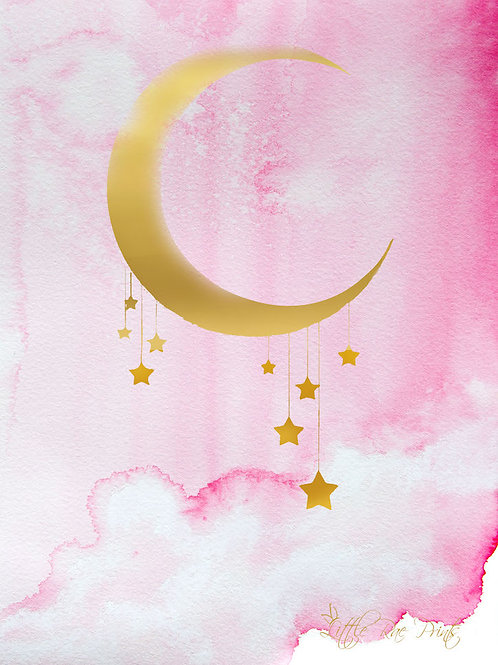 Midnight Moon - Pink