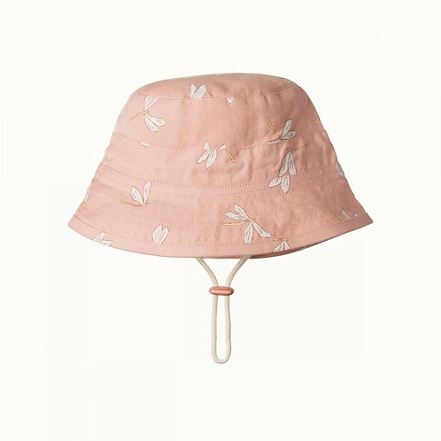 Bucket Hat - Dragonfly Lily