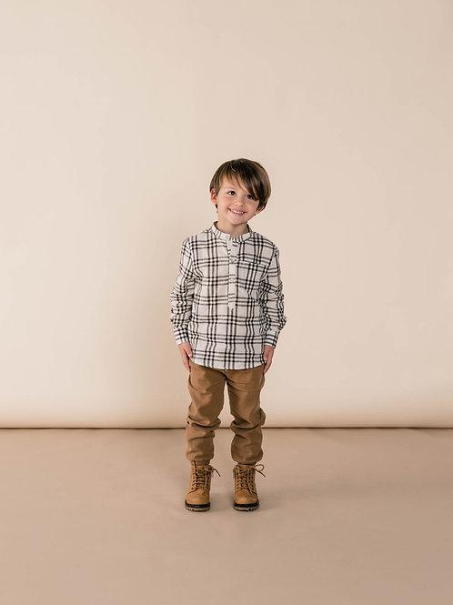 Mason Check Shirt