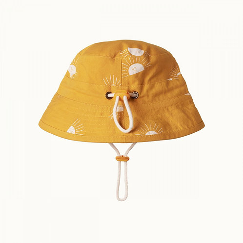 Bucket Hat - Sunrise Honey Print