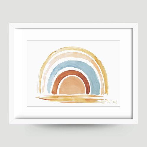 Earth Rainbow