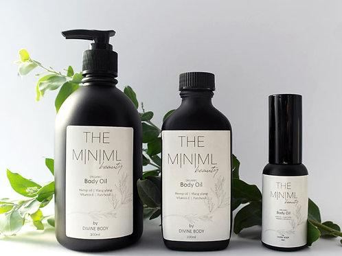 Organic Body Oil by Divine Body