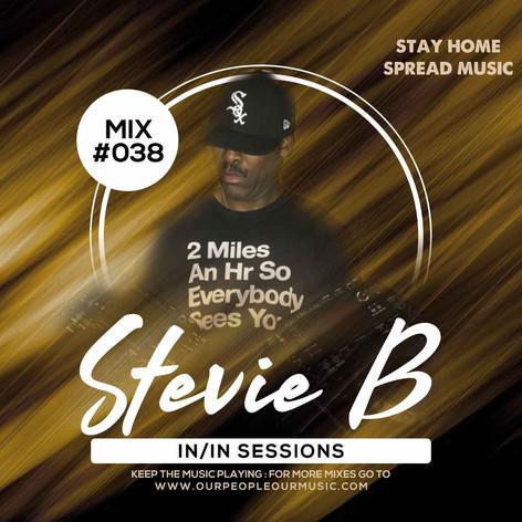 Stevie B IN/IN Session