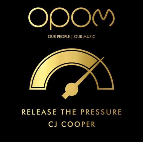 OPOM012 CJ COOPER - Release The Pressure