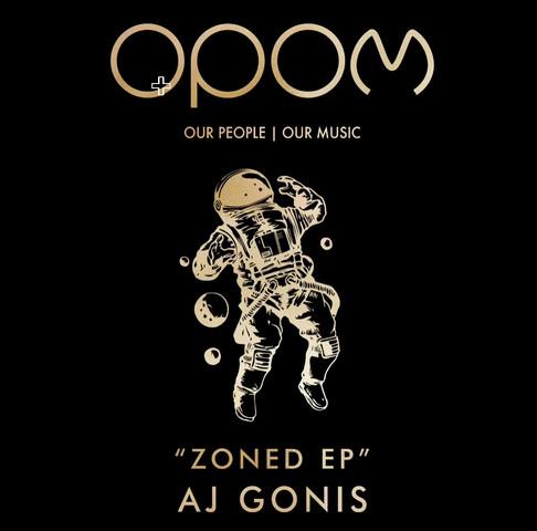 OPOM11 AJ Gonis - Zoned EP