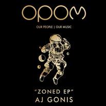 AJ GONIS - ZONED EP
