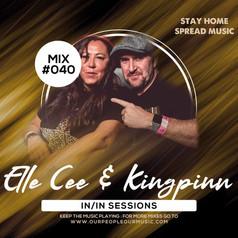 Elle Cee & Kingpinn IN/IN Session