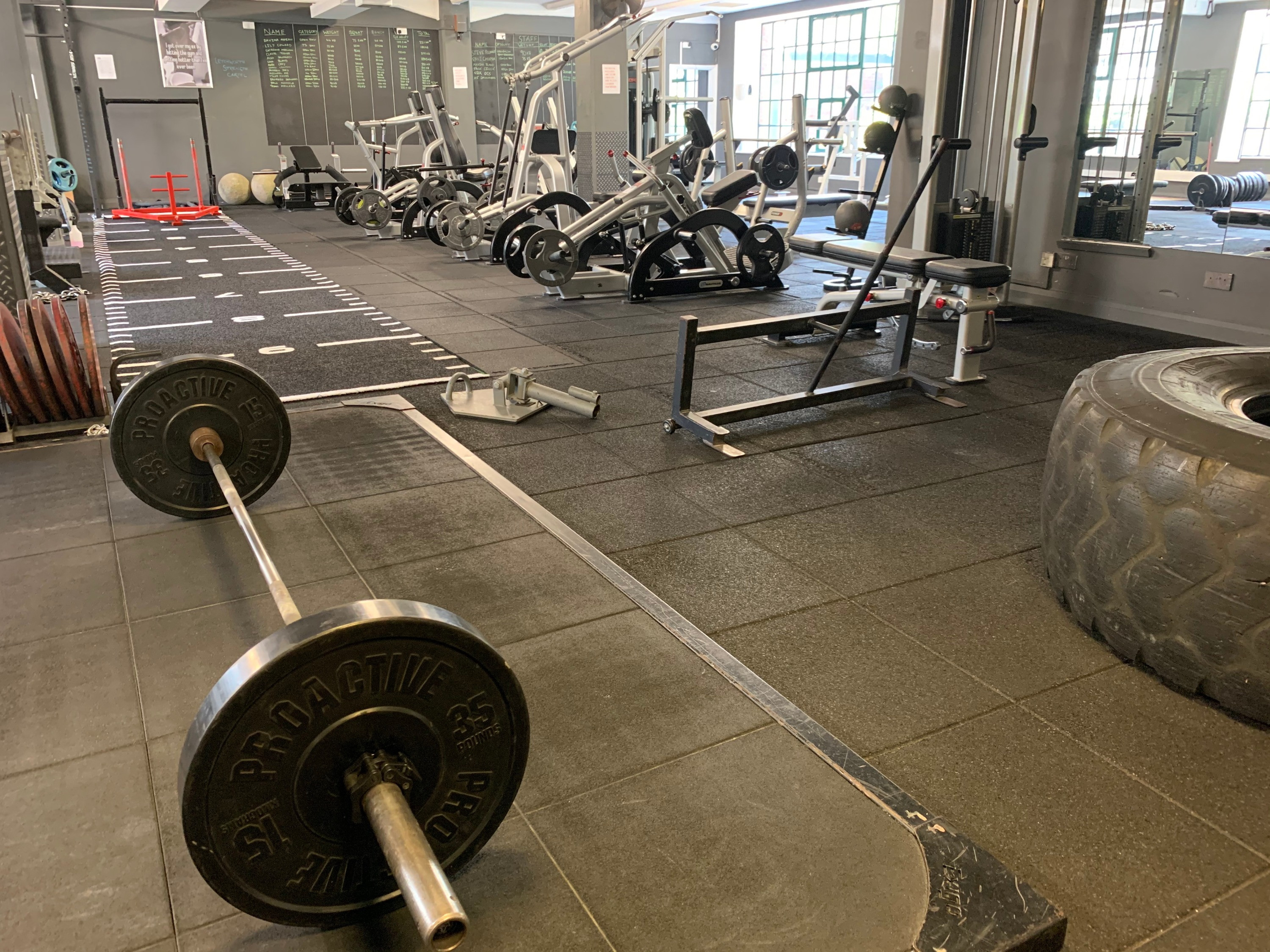 1to1 PERSONAL TRAINING SESSION
