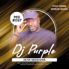 DJ Purple IN/IN Session