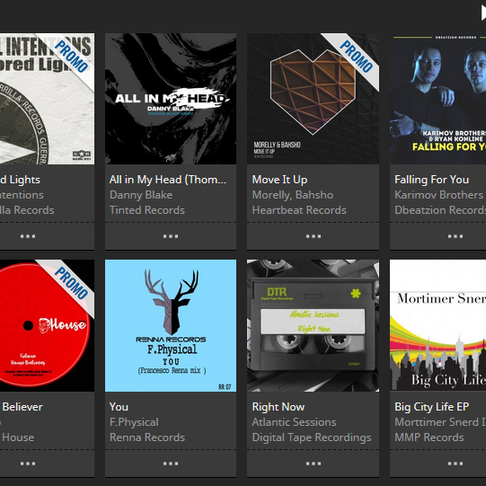 """Traxsource Feature """"Are You Afraid"""""""