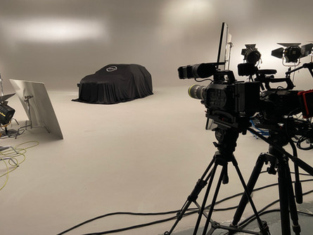 Secret Unveil of New Nissan