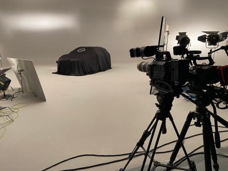 Secret Unveil of New Nissan