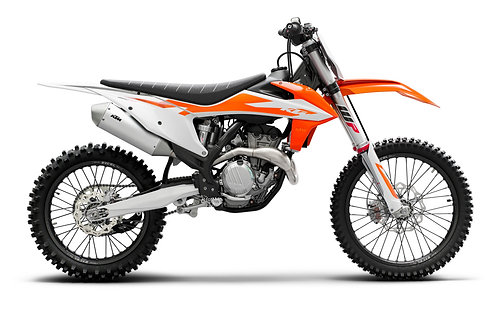 Motocross Bike Hire 1 day