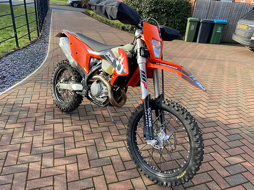 KTM EXC-F 450 Enduro Bike Hire - Per Day