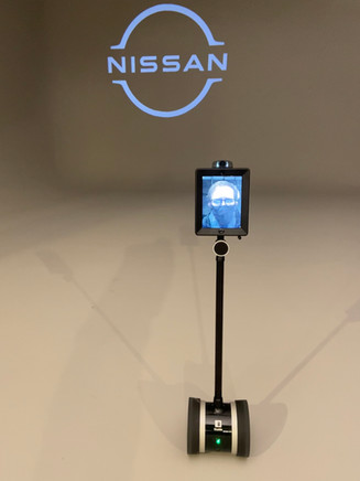 Gobo Projection and Event Robot