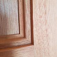 door carpentry detail