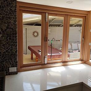 bi fold window
