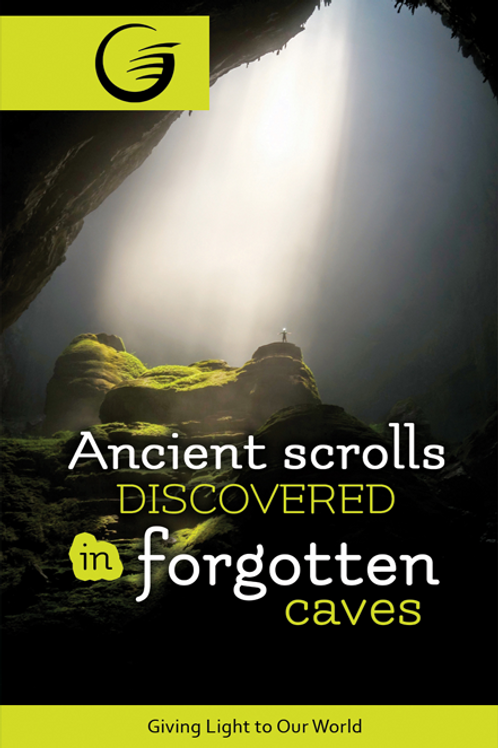 Ancient Scrolls Discovered in Forgotten Caves