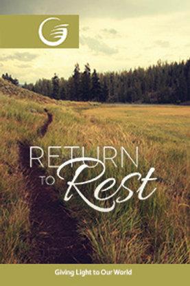 Return to Rest