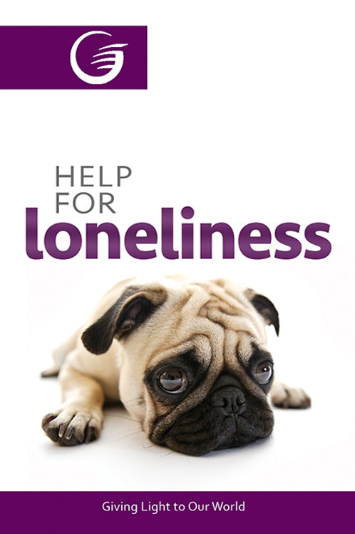 Help for Loneliness