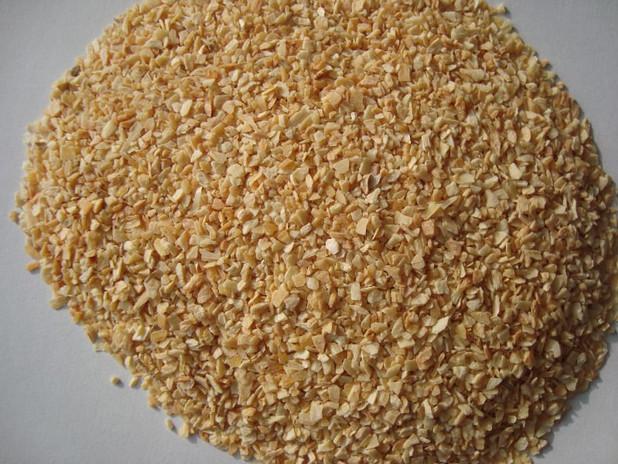 Dehydrate garlic Minced