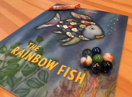 The Rainbow Fish, Marbles, and Smarties