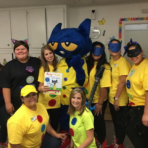 Pete the Cat: Groovy Buttons