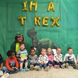 I'm a T. Rex