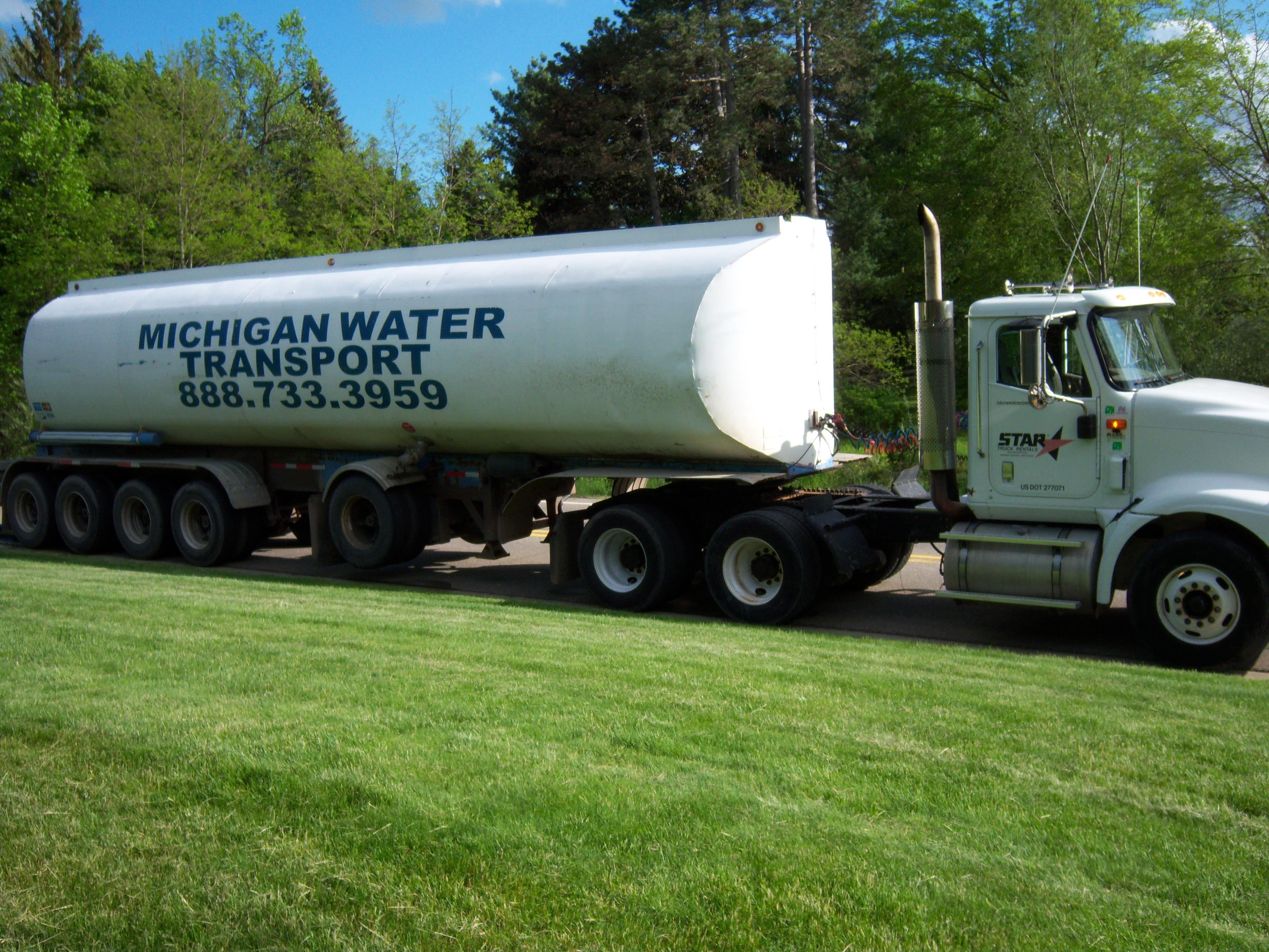 Michigan Water Transport