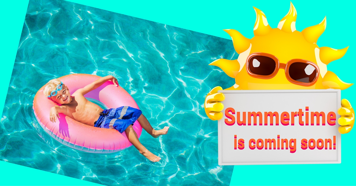 Summertime is coming