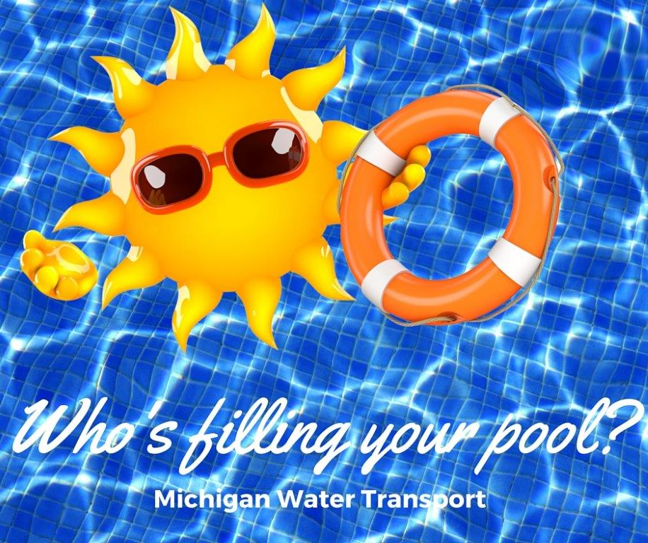 Who's filling your pool?
