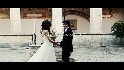 Fotografo Matrimonio Lecce VALERIA +Ales