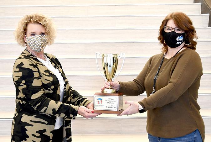 flu vaccine award photo National Park Co
