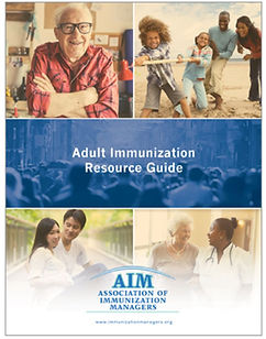 Adul Immuniztion Resource Guide