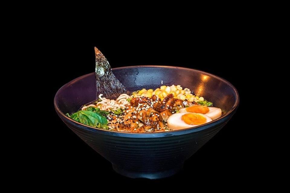 Tan Tan Ramen de galinha