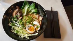 Shio Ramen galinha